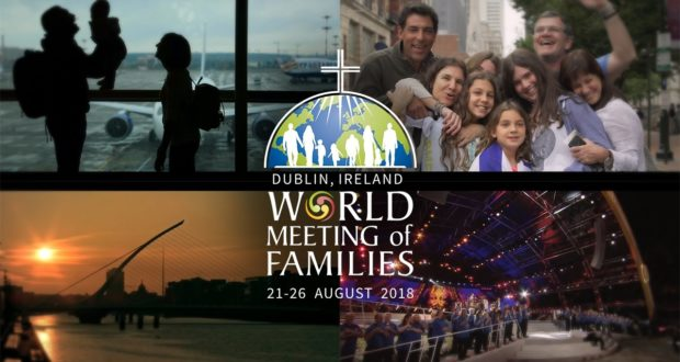 World Meeting of Families 2018 Promo